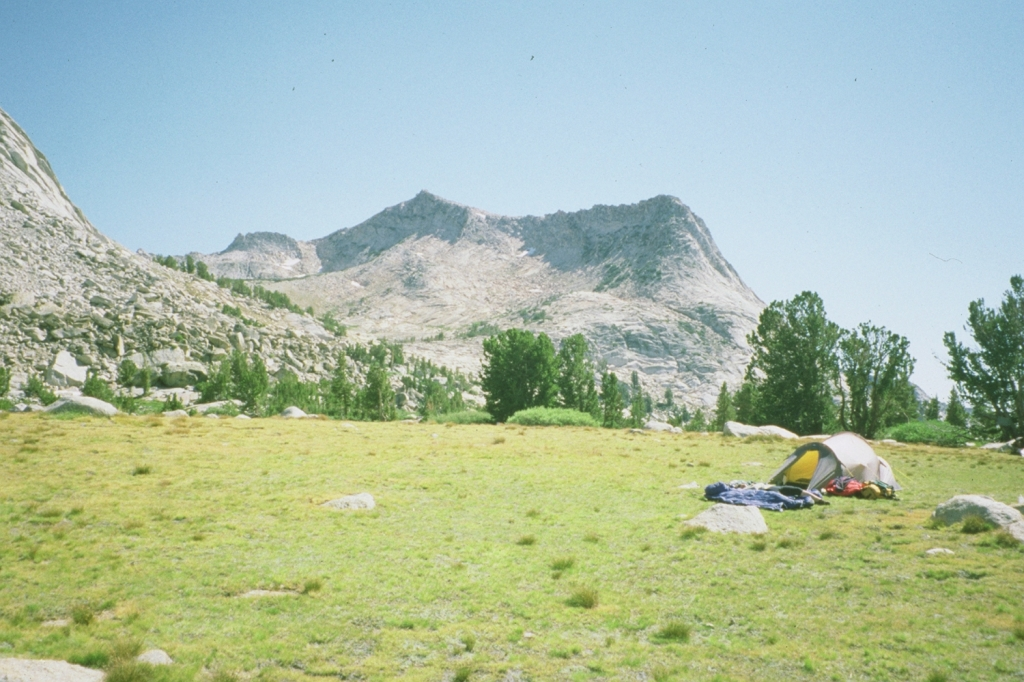 The High Sierra Camps Yosemite National Park Dixie